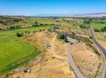 Aerial View Front of Property - 21835 Government Springs Rd - Atha Team Realty Montrose Colorado