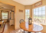 Breakfast Nook - 21835 Government Springs Rd - Atha Team Realty Montrose Colorado