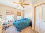 Upstairs Large Bedroom - 21835 Government Springs Rd - Atha Team Realty Montrose Colorado