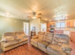 Guest House Open Concept Living - 21835 Government Springs Rd - Atha Team Realty Montrose Colorado