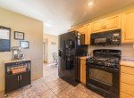 Kitchen with Appliances - 21835 Government Springs Rd - Atha Team Realty Montrose Colorado