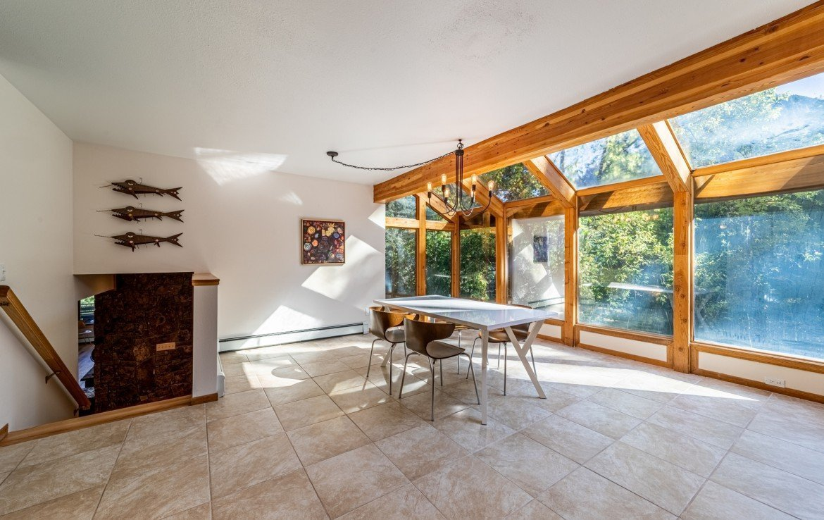Sunroom/Sitting Area - 430 Pinecrest Dr Ouray, CO 81427 - Atha Team Realty