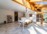 Sunroom with Open Beams - 430 Pinecrest Dr Ouray, CO 81427 - Atha Team Realty