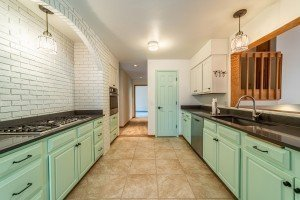 Remodeled Kitchen with Appliances - 430 Pinecrest Dr Ouray, CO 81427 - Atha Team Realty