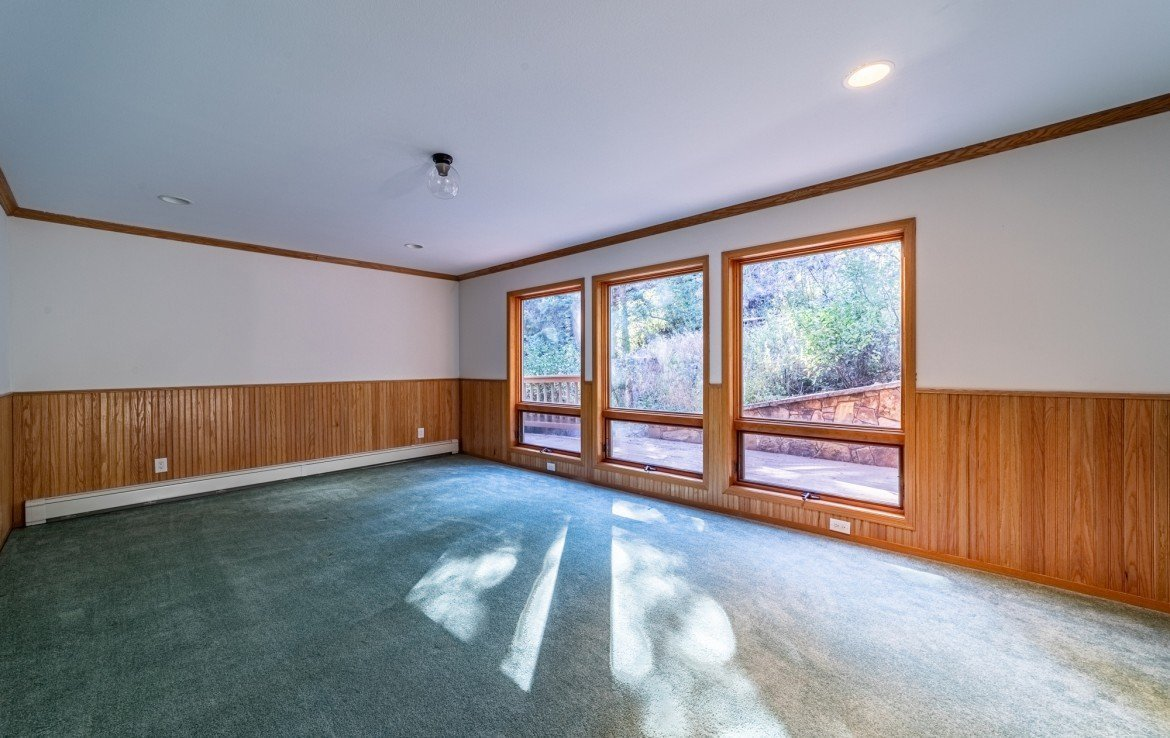 Bedroom with Carpet Flooring - 430 Pinecrest Dr Ouray, CO 81427 - Atha Team Realty