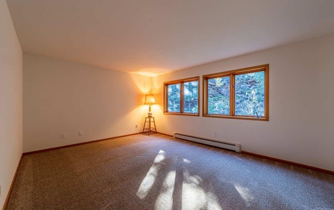 Bedroom with Windows - 430 Pinecrest Dr Ouray, CO 81427 - Atha Team Realty
