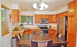 Kitchen Dining Area - 1141 Anthracite Creek Ave Montrose CO 81401 - Atha Team Real Estate