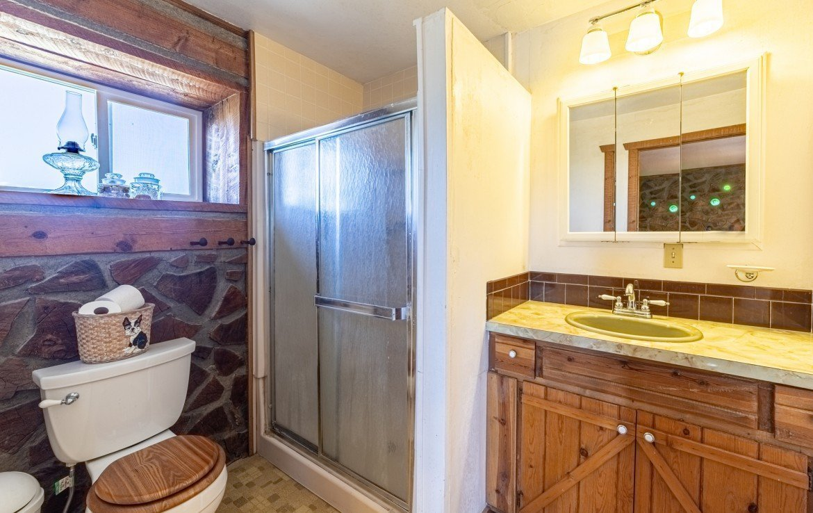 Master Bathroom - 2400 5725 Rd Olathe, CO 81425 - Atha Team Real Estate, Keller Williams Montrose