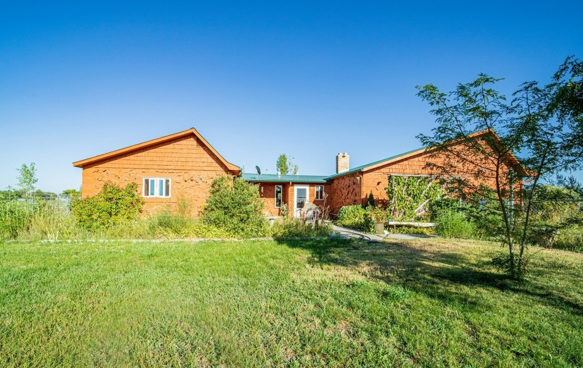 Unique Home and Irrigated Acreage for Sale - 2400 5725 Rd Olathe, CO 81425 - Atha Team Real Estate, Keller Williams Montrose