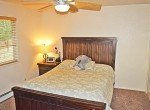 Master Bedroom with Carpet Flooring - 1141 Anthracite Creek Ave Montrose CO 81401 - Atha Team Real Estate