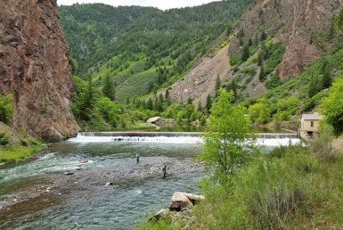 Fishing in Colorado at the Black Canyon of the Gunnison - Atha Team Real Estate Blog