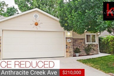 Price Reduced - 1141 Anthracite Creek Ave - Atha Team Real Estate