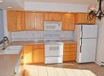Kitchen with Appliances - 1939 White House Dr, Montrose, CO - Atha Team Realty