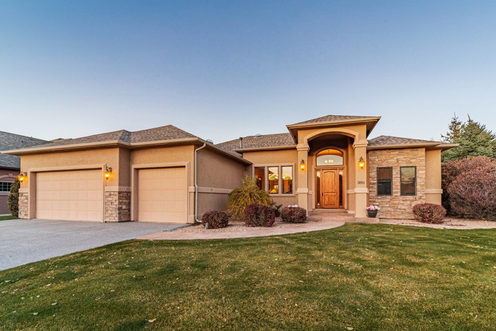 Cobble Creek Home for Sale - 3881 Grand Mesa Dr-Atha Team Real Estate Agents