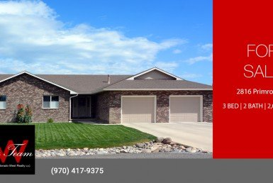 Well Maintained and Updated Home for Sale - 2816 Primrose Ct Montrose, CO 81401 - Atha Team Real Estate