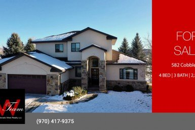 For Sale - 582 Cobble Drive Montrose, CO 81403 - Atha Team Real Estate Agents