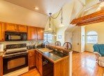 Kitchen with Granite Counters - 68057 Sunnyside Rd - Atha Team Realty Agents