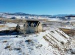 Aerial Image facing Southeast with Mountain Views - 68057 Sunnyside Rd Montrose, CO 81401 - Atha Team Real Estate for Sale