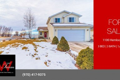 1100 Hemlock Way Montrose, CO 81403 - Home on Corner Lot for Sale