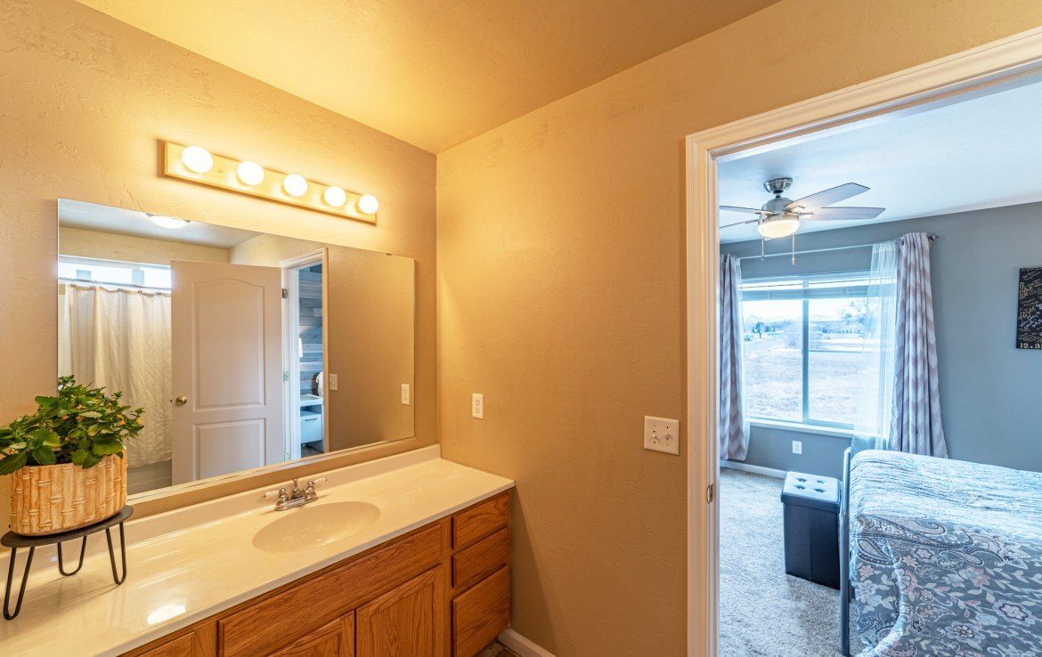 Master Bath with Tile Flooring - Atha Team Realty Agents at Keller Williams