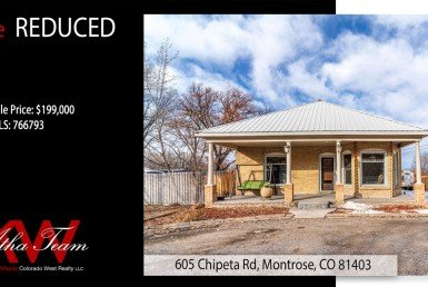 Price-Reduced-605-Chipeta-Rd-Montrose-CO-81403-Home-for-Sale-on-Large-Lot