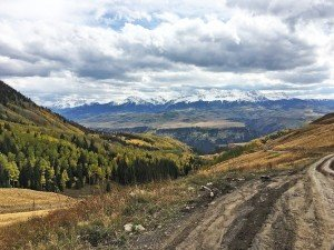 4x4 Off Road Trail View Colorado Rocky Mountains - Atha Team Realty