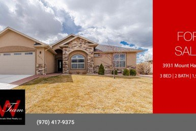 Cobble Creek Home for Sale - 3931 Mount Hayden Dr - Atha Team Real Estate