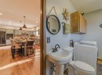 Guest Bath and Laundry Room - 1649 Hermosa St Montrose, CO 81401 - Atha Team Real Estate