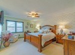 Master Bedroom with Carpet - 1649 Hermosa St Montrose, CO 81401 - Atha Team Real Estate