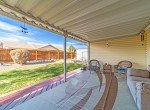 Covered Back Patio - 1649 Hermosa St Montrose, CO 81401 - Atha Team Real Estate