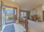 Entry Way with Tiled Flooring - 1649 Hermosa St Montrose, CO 81401 - Atha Team Real Estate