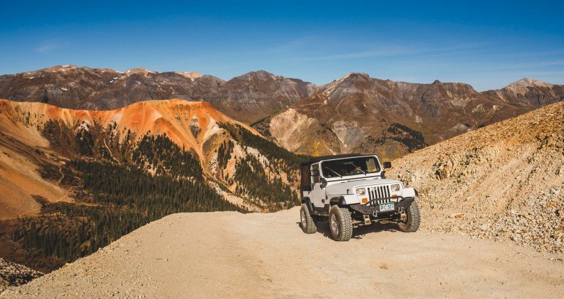 Four of the Best Off-Road Trails in Colorado