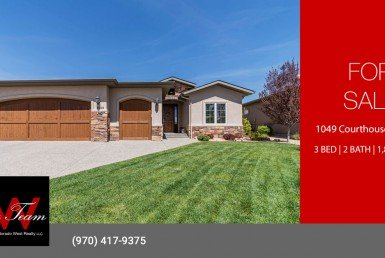 1049 Courthouse Peak Ln Montrose CO 81403 - Home for Sale by the Atha Team at Keller Williams