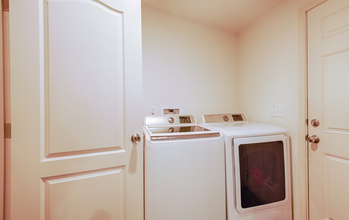 Laundry Room - 121 Castle Ave Montrose CO - Atha Team Property