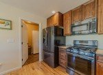Kitchen and Laundry Room - 413 Alta Lakes Ave Montrose, CO - Atha Team Realty