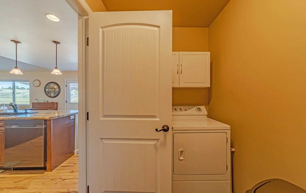 Laundry Room - 413 Alta Lakes Ave Montrose, CO - Atha Team Realty