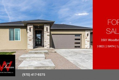 Home for Sale in Montrose CO - 3501 Woodbridge Pl Montrose, CO 81401 - Atha Team Realty