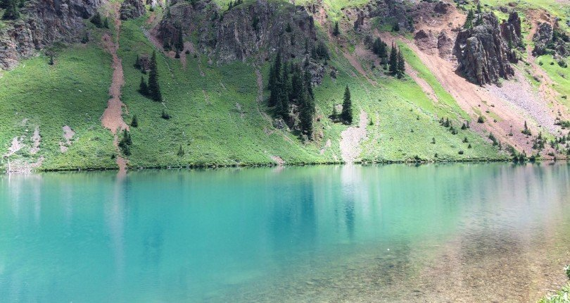 Six Great Swimming Holes in Colorado