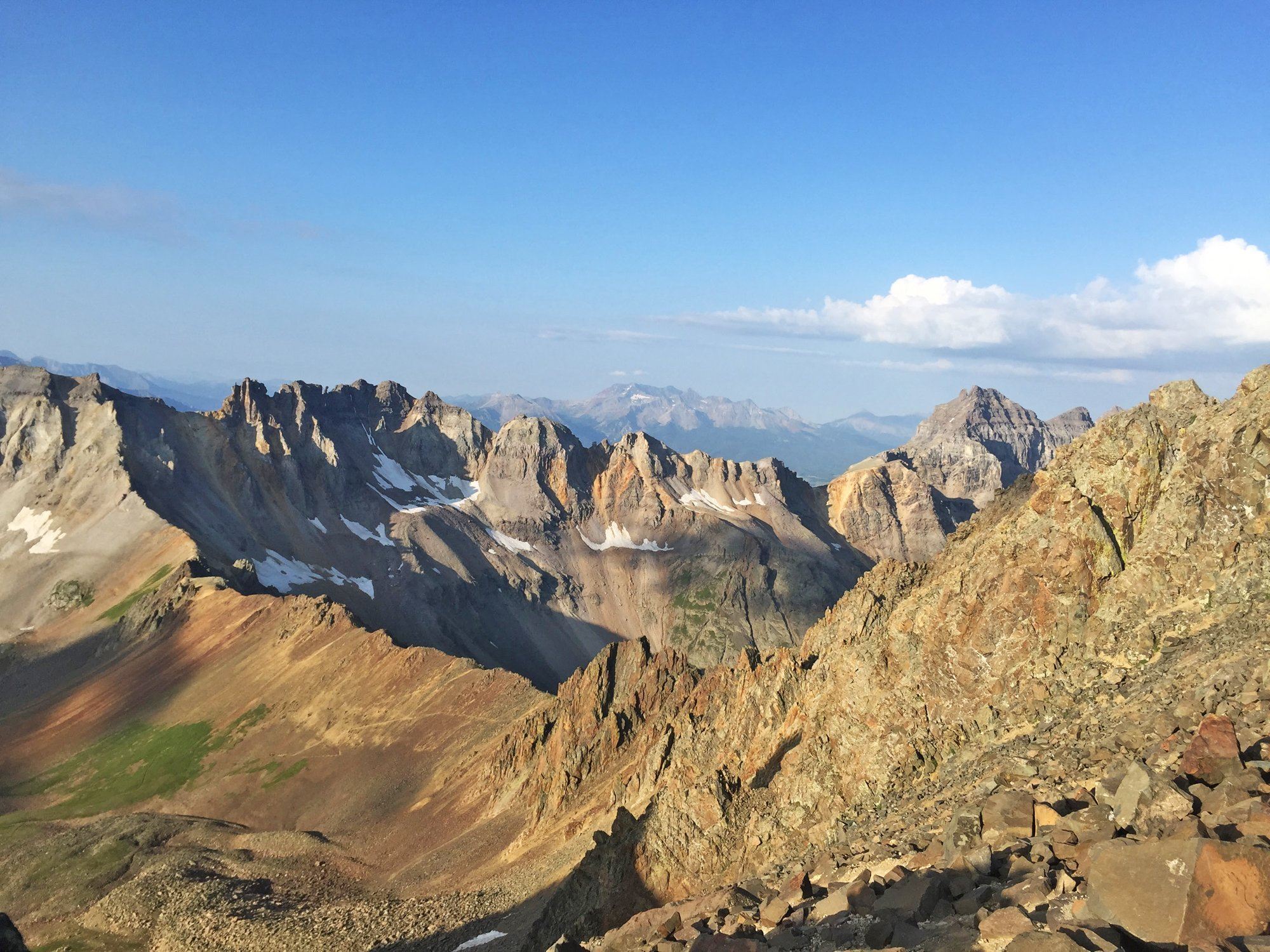 Four of the Best 14ers in Colorado