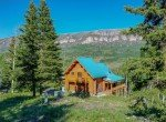 SIlverjack Cabin for Sale - 84 Columbine Trail Cimarron Colorado 81220 - Atha Team Realty