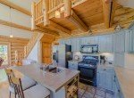 Kitchen with Appliances - 84 Columbine Trail Cimarron Colorado 81220 - Atha Team Realty
