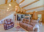 2 Story Log Cabin - 84 Columbine Trail Cimarron Colorado 81220 - Atha Team Realty