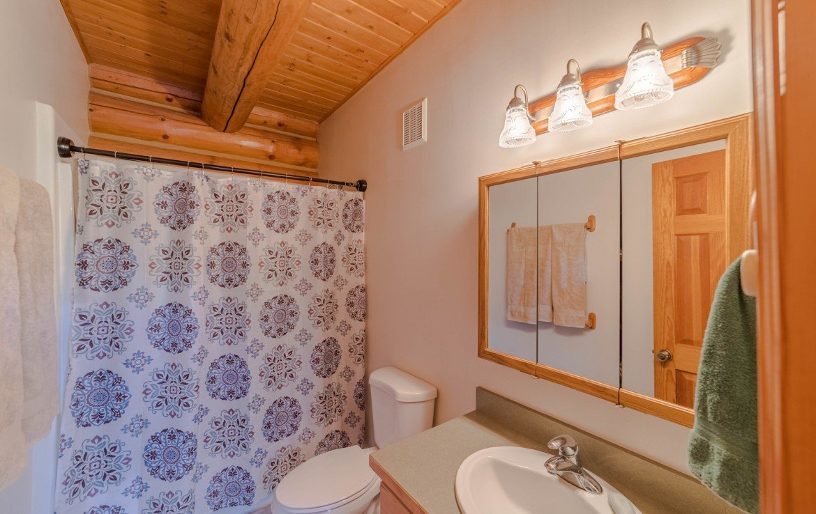Full Bath - 84 Columbine Trail Cimarron Colorado 81220 - Atha Team Realty