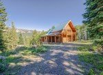 Mountain Cabin with Gravel Driveway - 84 Columbine Trail Cimarron Colorado 81220 - Atha Team Realty