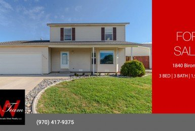 Fox Meadows Home for Sale - 1840 Biron Rd Montrose CO - Atha Team Realty