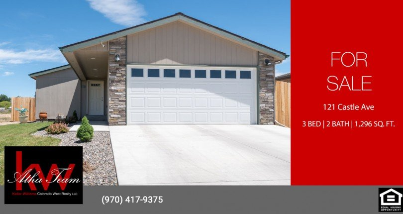 Home for Sale - 121 Castle Ave Montrose CO - Atha Team Realty