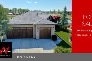 Lock & Leave Cobble Creek Patio Home for Sale - 901 Black Canyon Way Montrose, CO - Atha Team Real Estate Agents