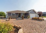 Xeriscape Landscaping - 1300 Gold Creek Montrose, CO 81403 - Atha Team Property for Sale