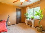 Additional Bedroom with Closet - 1300 Gold Creek Montrose, CO 81403 - Atha Team Property for Sale