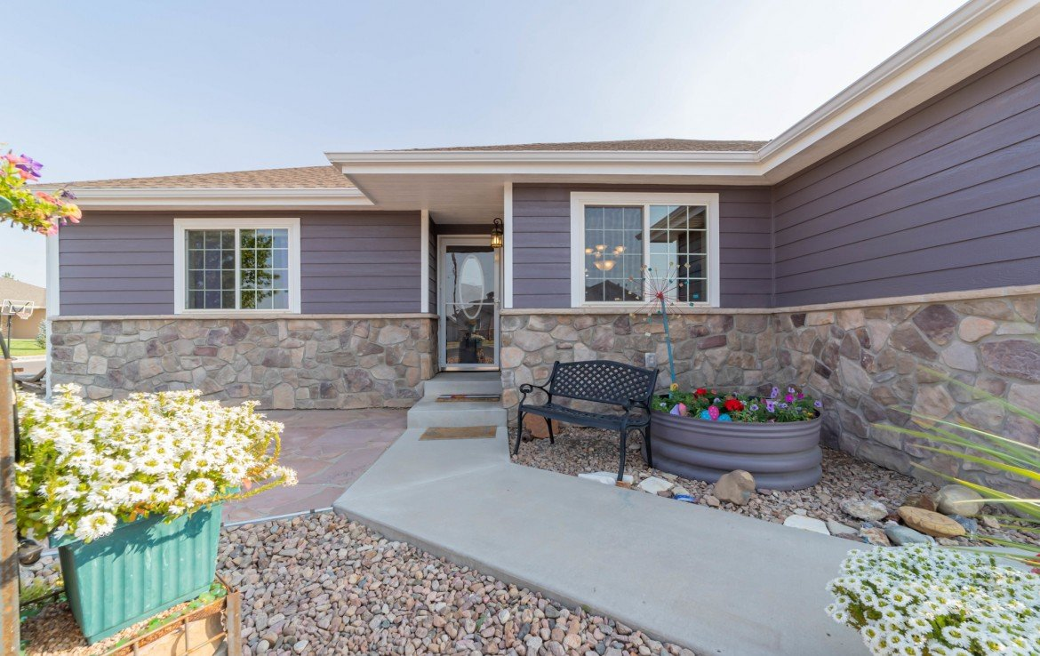 Paved Walkway - 1300 Gold Creek Montrose, CO 81403 - Atha Team Property for Sale